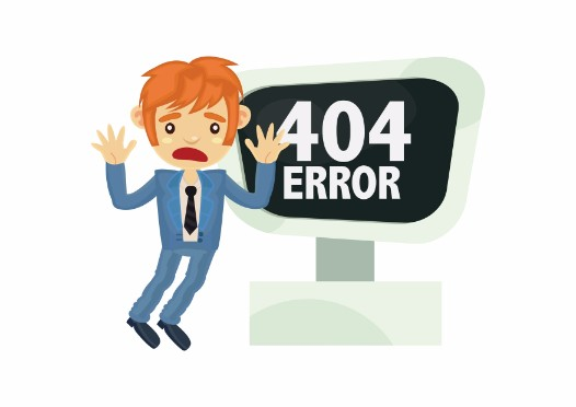 Customize your 404 Page