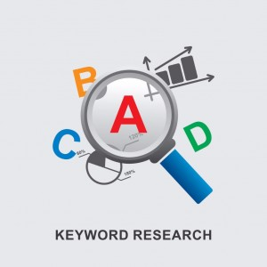 Use keyword research when switching SEO companies